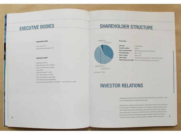 Geschäftsbericht AMS