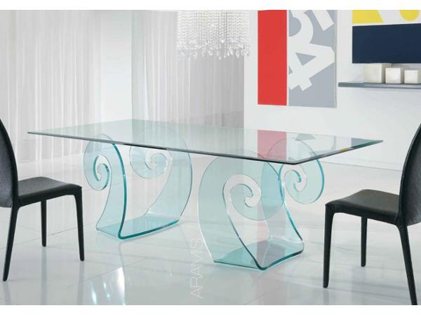 Vorschau - Esstisch aus Glas