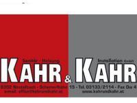 KAHR & KAHR Installation GmbH