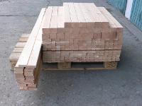 Zaunholz in steirischer Lärche