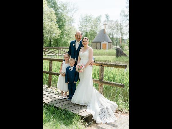 Hochzeit von Gästen