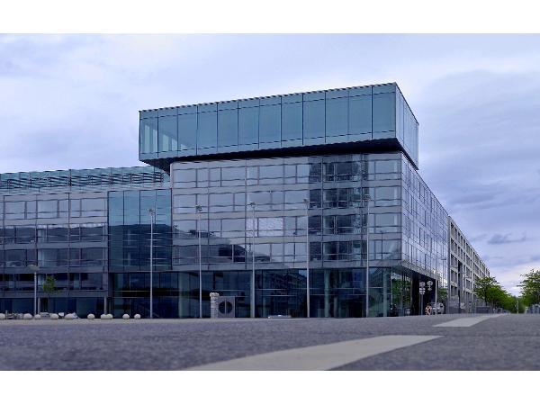 Die Zentrale der NV  in St. Pölten