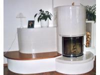 Kachelofen Keramik Angermayer - Keramische Werkstätte