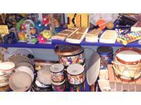 Kunterbunte Klangwelt für Kinderohren und -hände