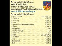 Gemeindeamt Stuhlfelden