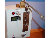 Münzzeitschalter für Waschmaschinen
