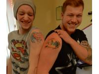 Hannes & Daniel #Batman #Superman :)