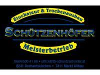 SCHÜTZENHÖFER Stuckateur & Trockenausbau