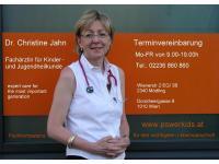 Dr. Christine Jahn