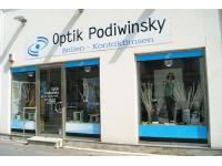 125 Jahre Optik Podiwinsky in der Ottakringer Straße, 1887 - 2012.