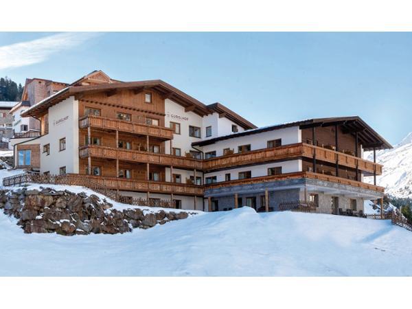 Vorschau - Apartmenthaus Gurglhof in Obergurgl Winter - Foto von markus1149