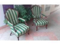 Restaurierte Stil-Sessel