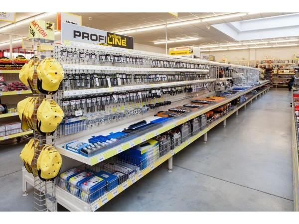 Große Auswahl an Produkten