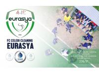 Sponsoring mit der Fußballmannschaft FC Eurasya (wir unterstützen auch Sport)