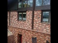 Klinkerarbeiten auf Fassaden