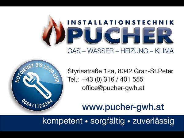 Vorschau - unverkennbar Firma Pucher