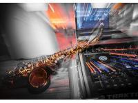 Saxophon & DJ