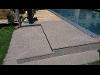 Thumbnail innovative Poolumrandung aus Porphyr