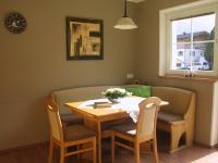Küche im Appartement Venediger