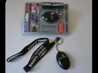 Personenschutz - Taschenalarm