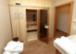 Wellnessbereich in jedem Appartement