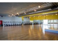 Aerobicsaal Kursraum 1 Fitnesscenter California Linz