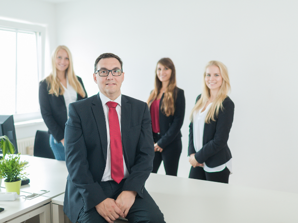 Baldauf - Personalberatung und Headhunter Team