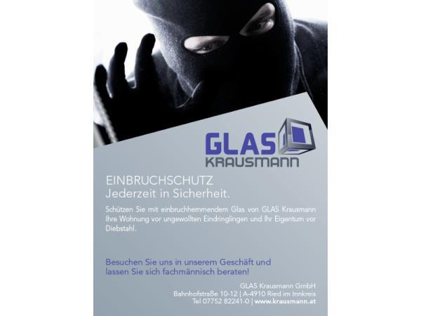 Einbruchsschutz aus Glas