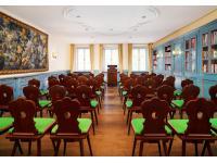 Die Bibliothek (Veranstaltungsraum), Hotel Goldener Hirsch