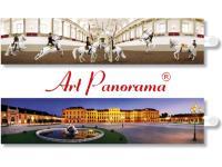 Panorama-Ansichtskarten Art Panorama