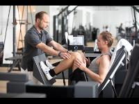 Physiotherapie und Training