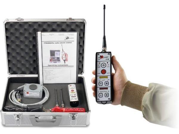 Funkbedieneinheit FFB 2000-PRO