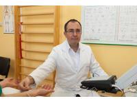 OA Dr. Yunus Esin - Oberarzt an der Abteilung für Physikalische Medizin im Herz Jesu Krankenhaus Wien