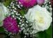 Blumensträuße, Dekoration, Hochzeitsfloristik