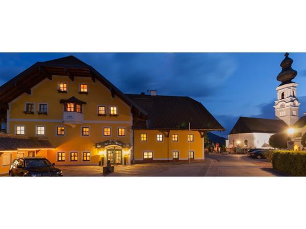 Alte Post Hallenbad Wellnesshotel In Faistenau Herold At