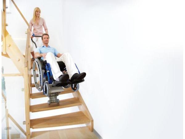 LIFTKAR PT Treppensteiger für PERSONEN