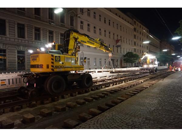 Vorschau - Foto 7 von G. Hinteregger & Söhne Baugesellschaft m. b. H. - Bahnbau