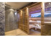 Neue Almsauna - Biodampf und Finnische Sauna