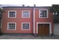 VWS-Fassade mit Faschen