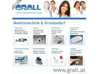 GRALL Medizintechnik & Ärztebedarf