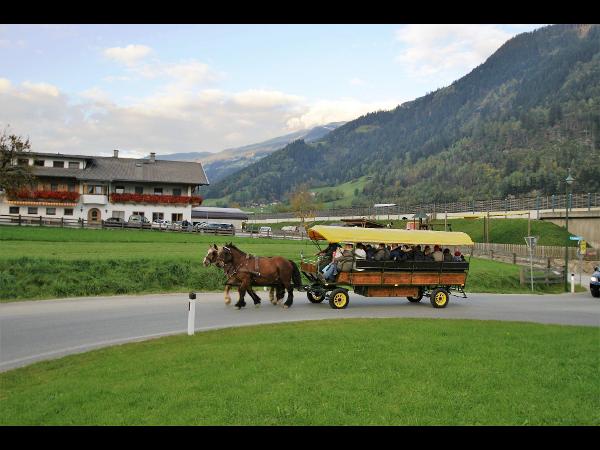 Vorschau - Kutschenfahrt - Bachmayerhof All-Inclusive Zillertal