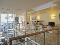 Verkauf/Showroom