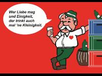 """Hans Weisheit: """"Wer Liebe mag und Einigkeit,..."""