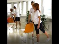 Ausgleichsübung für Vielsitzer - Stärkt Ihre Hüfte und kräftigt Ihre Beinmuskulatur