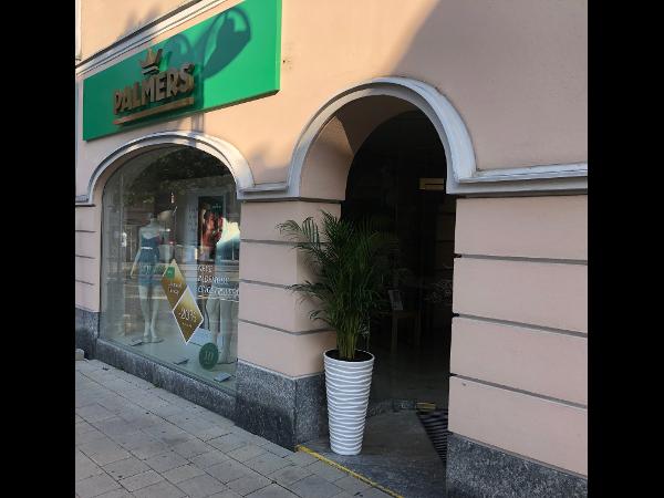 Palmers-Mattersburg-Eingang