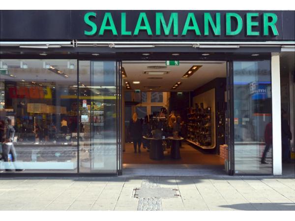 Schuhe salamander linz