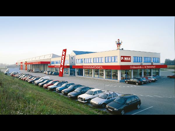 Vorschau - Peter Max Firmenzentrale VertriebsgesmbH