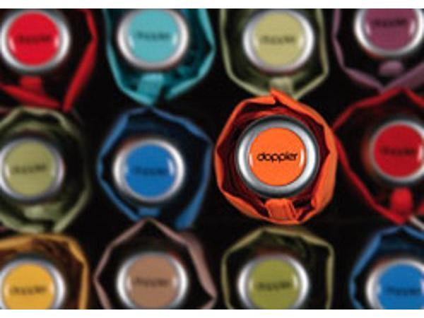 Taschenschirme aus Fiber/Carbon