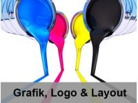 Grafik, Logo & Layout