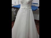 Änderung von Brautkleidern